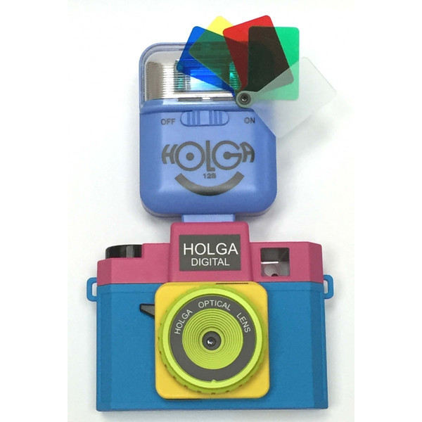 Holga Digital 玩具Lomo相機14