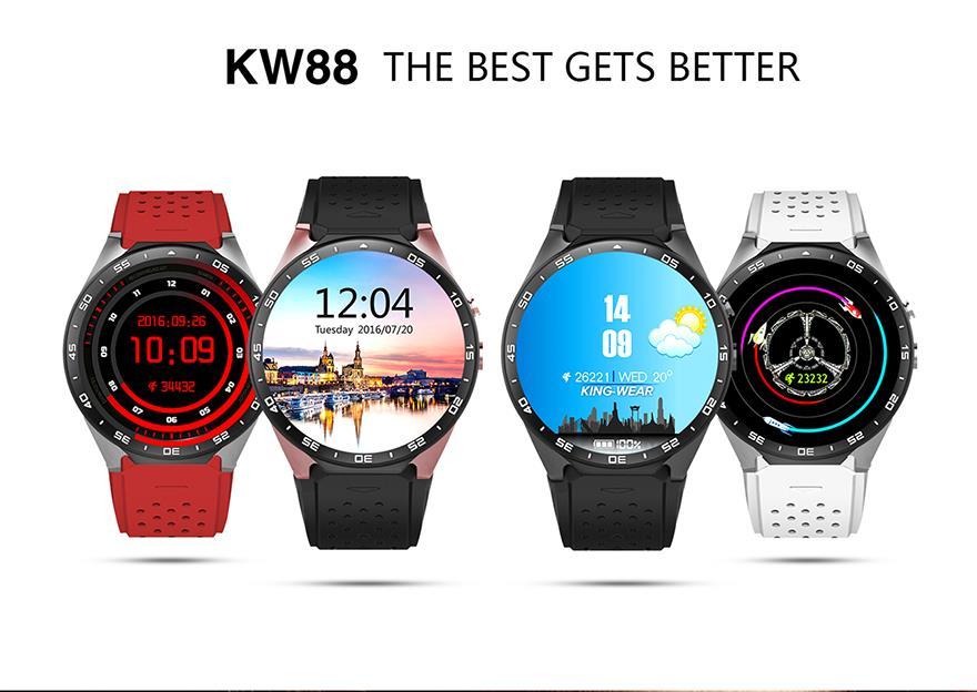 King Wear 史上功能最強 智能手錶 Eng