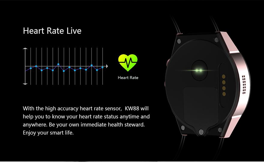 King Wear 史上功能最強 智能手錶 Eng10