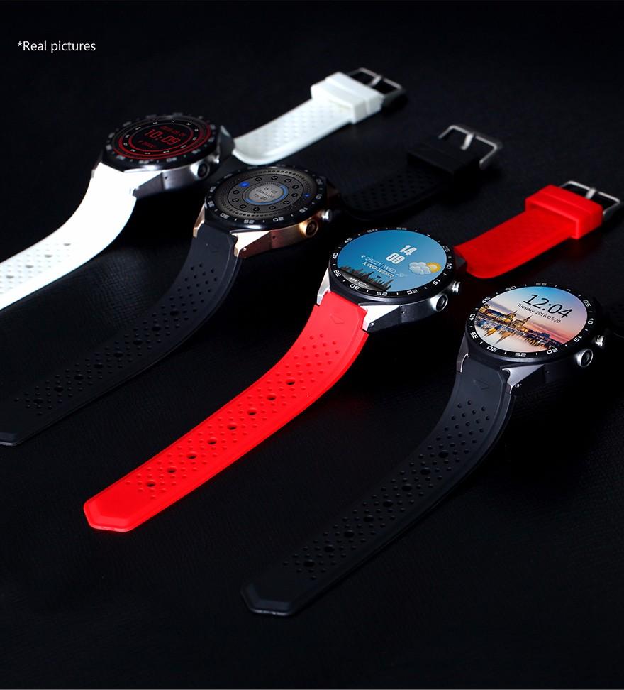 King Wear 史上功能最強 智能手錶 Eng14
