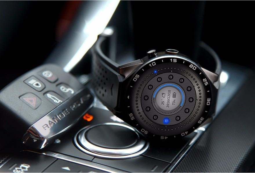 King Wear 史上功能最強 智能手錶 Eng16
