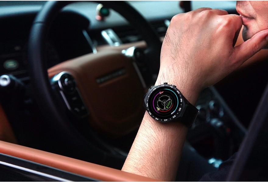 King Wear 史上功能最強 智能手錶 Eng17