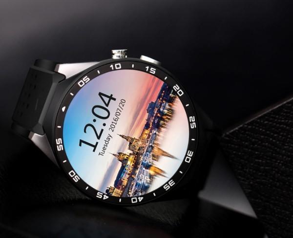 King Wear 史上功能最強 智能手錶 black