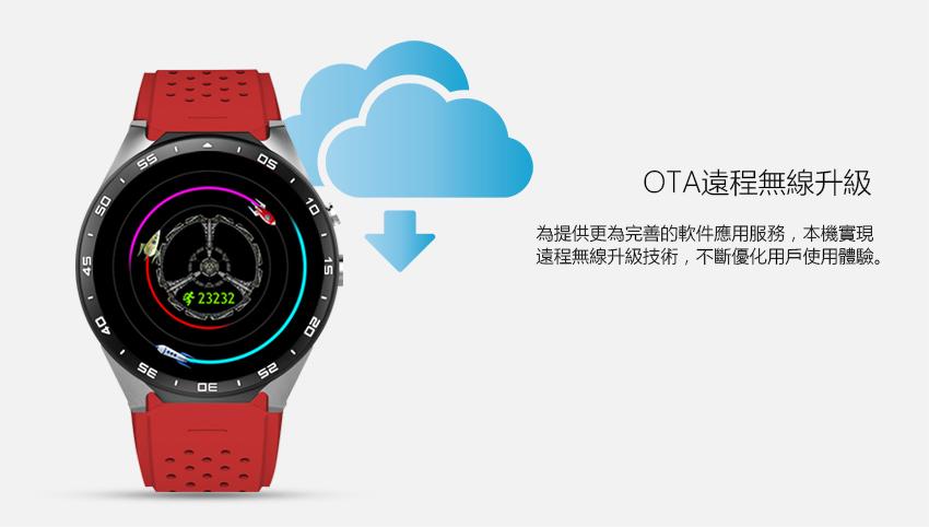 King Wear 史上功能最強 智能手錶14