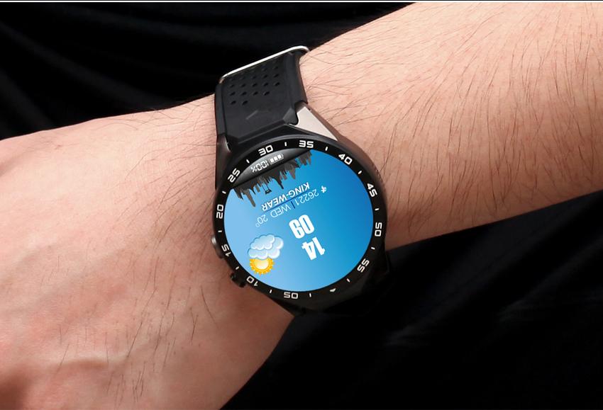 King Wear 史上功能最強 智能手錶18