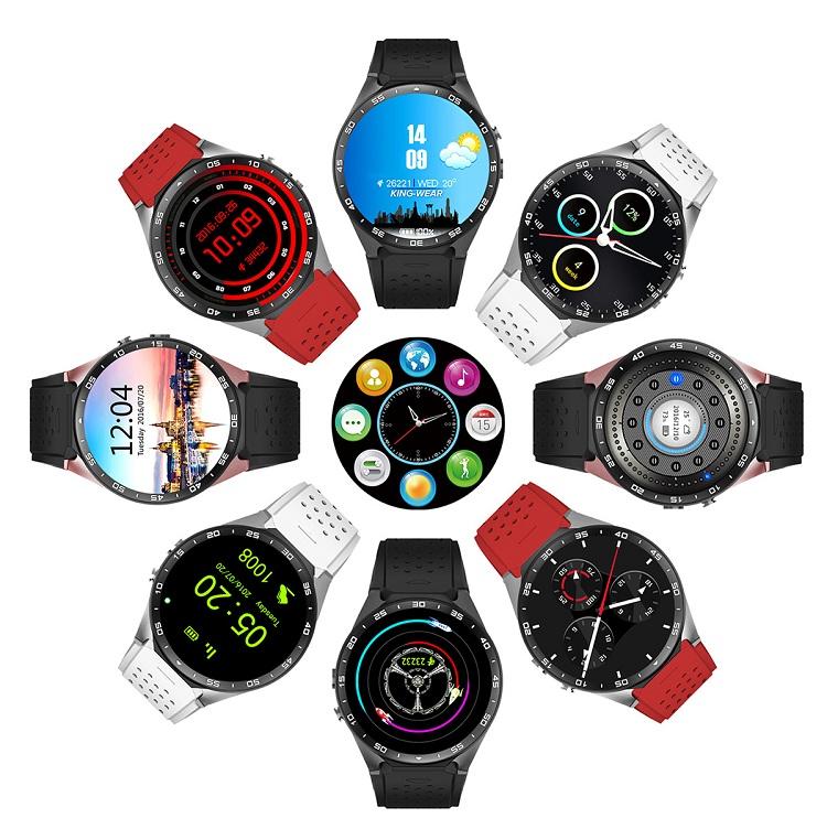 KingWear 高清攝像智能手錶10