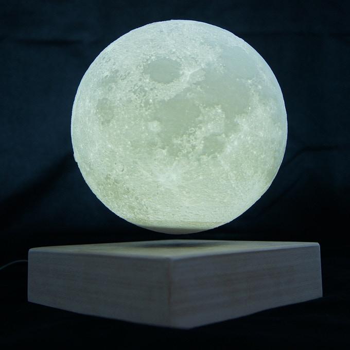 Levimoon 懸浮月球燈15