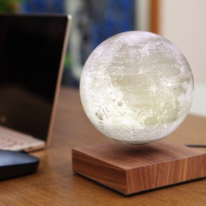 Levimoon 懸浮月球燈7