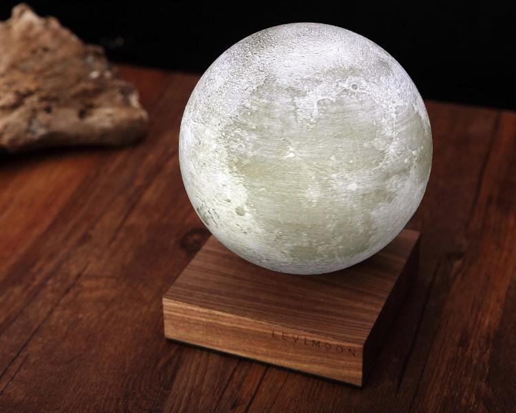 Levimoon 懸浮月球燈8