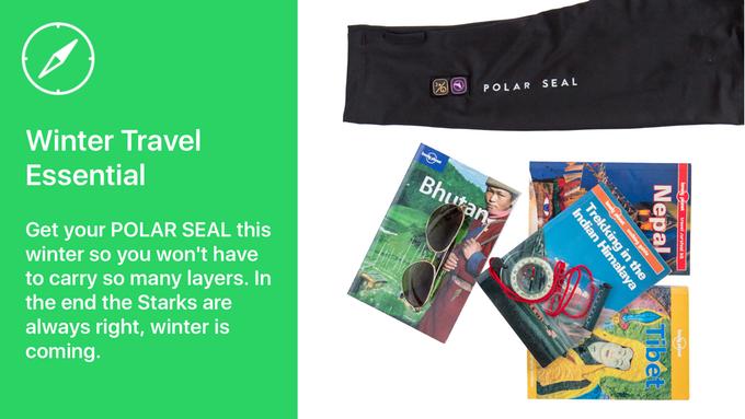 PolarSeal 一鍵發熱衫22