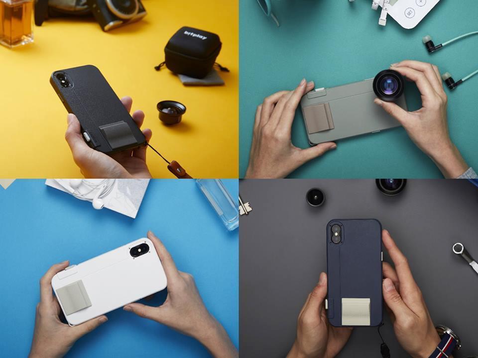 SNAP!X HD雙鏡頭手機殼8