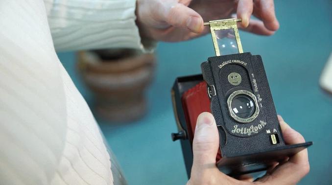 烏克蘭 Jollylook 無需用電 即影即有相機24