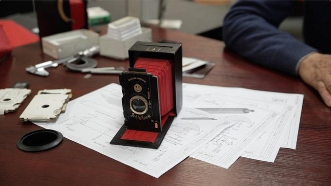 烏克蘭 Jollylook 無需用電 即影即有相機3
