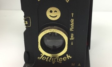烏克蘭 Jollylook 無需用電 即影即有相機5
