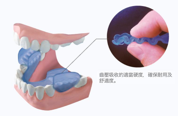 日本 Hagishiri 防磨牙 牙套5