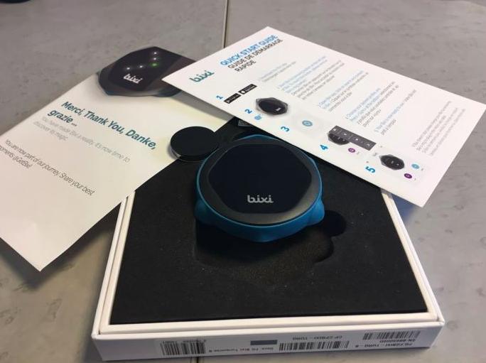 美國 Bixi 智能手動感控裝置 abc