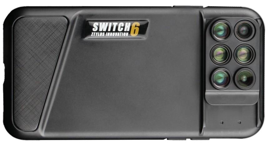 美國 Switch 6 六合一鏡頭 手機殼18