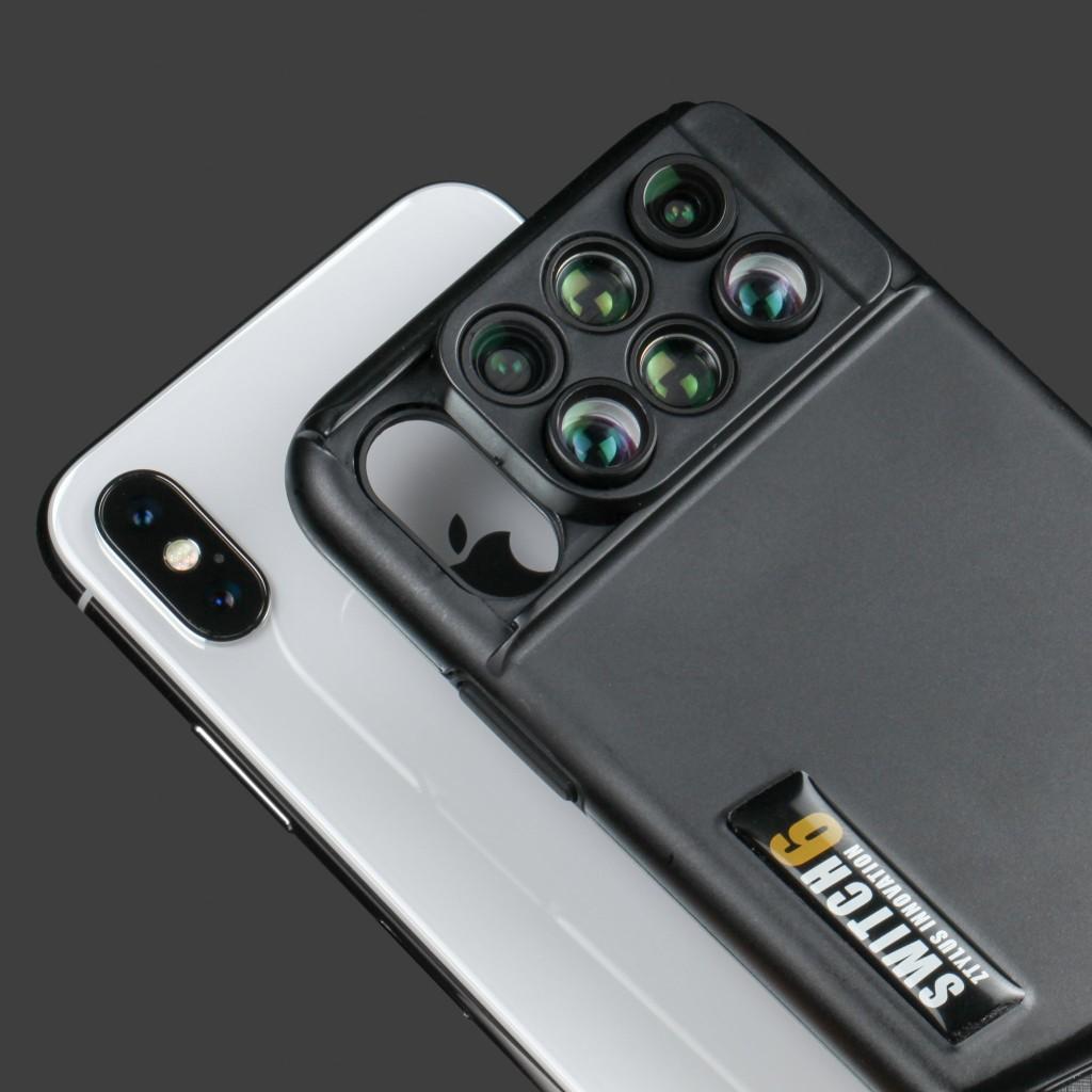 美國 Switch 6 六合一鏡頭 手機殼23