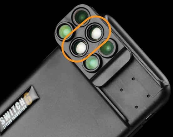 美國 Switch 6 六合一鏡頭 手機殼32