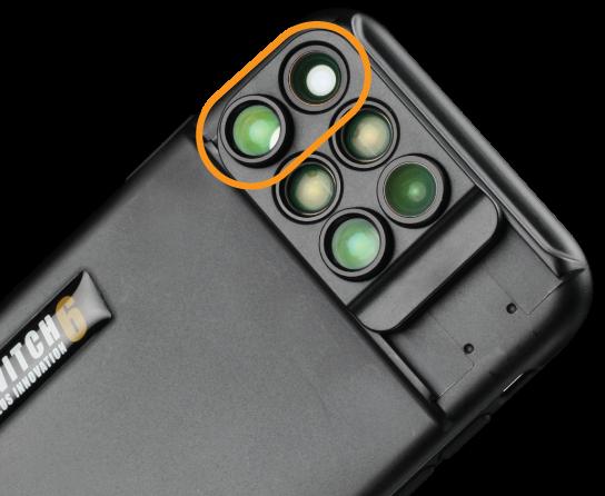 美國 Switch 6 六合一鏡頭 手機殼33