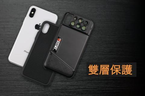 美國 Switch 6 六合一鏡頭 手機殼6