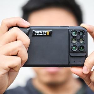 美國 Switch 6 六合一鏡頭 手機殼8