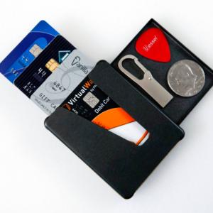 美國 Vexus 防括RFID銀包11
