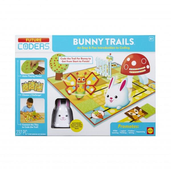 編程遊戲 – 兔子障礙賽 Bunny Trails
