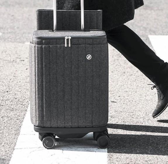 ROLLOGO ESCAPE 滑輪充電 智能行李箱  cover