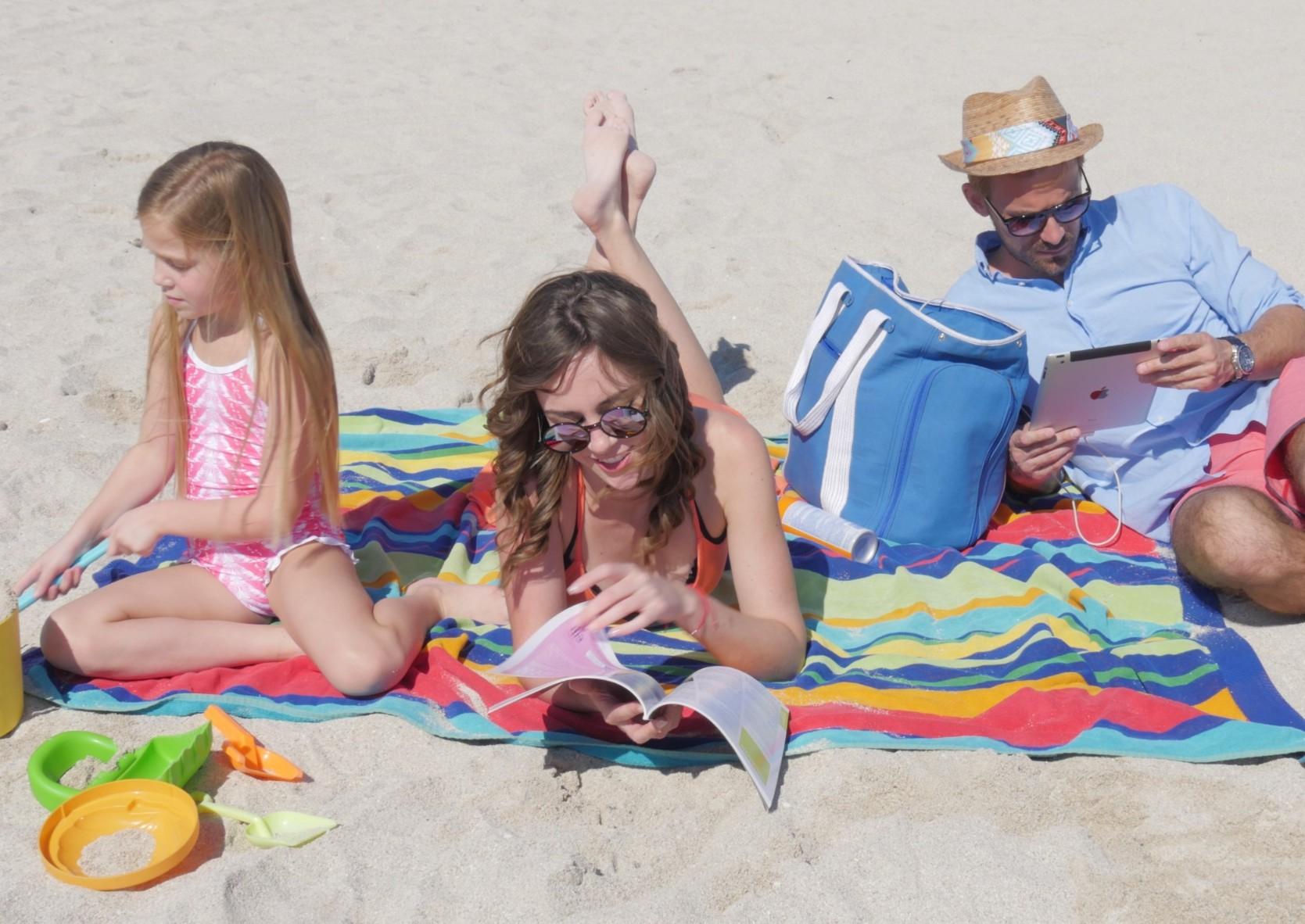 印度 Dezzio 沙灘多功能袋 28