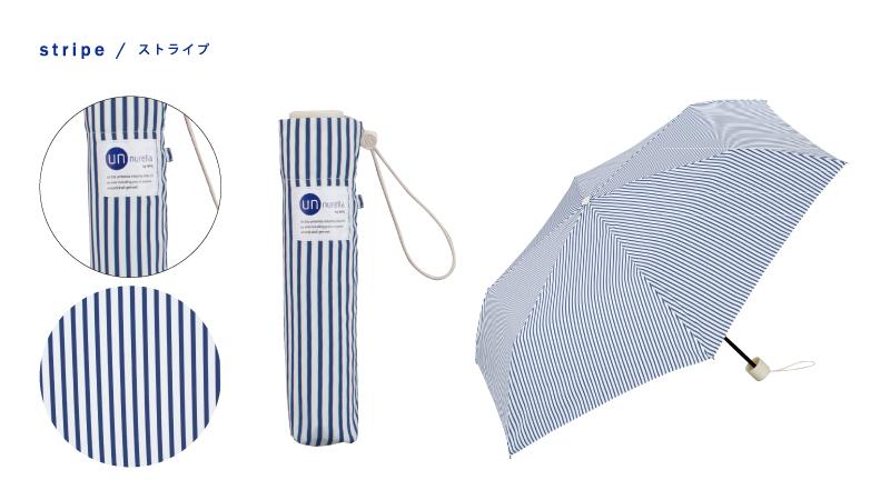 日本 Unnurella 2018年款 Slim 抖掉水珠雨傘 - <a href=