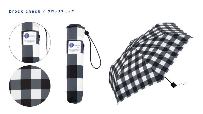 日本 Unnurella 2018年款 Slim 抖掉水珠雨傘 - 折傘 12