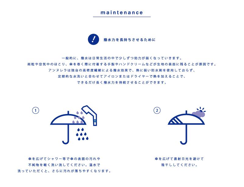 日本 Unnurella 2018年款 Slim 抖掉水珠雨傘 - 折傘 2