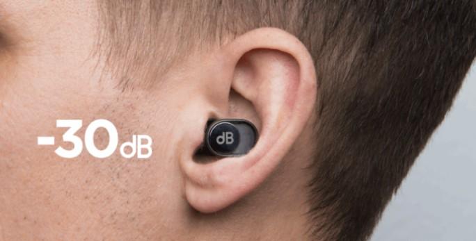 瑞典 dBud 一鍵降躁 耳塞3