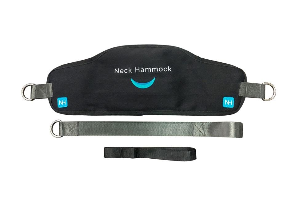 美國 Neck Hammock 頸椎改善物理治療器 39