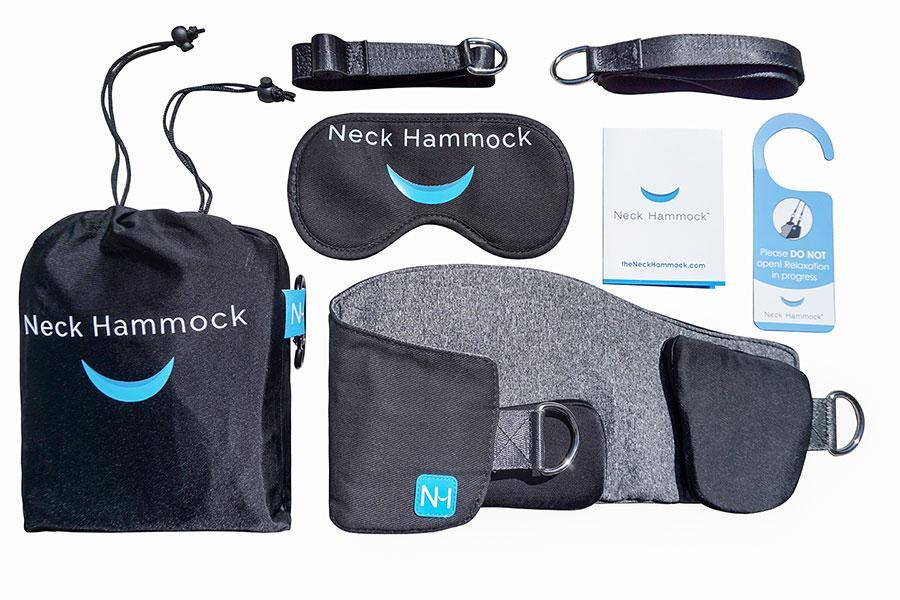 美國 Neck Hammock 頸椎治療神器 11111