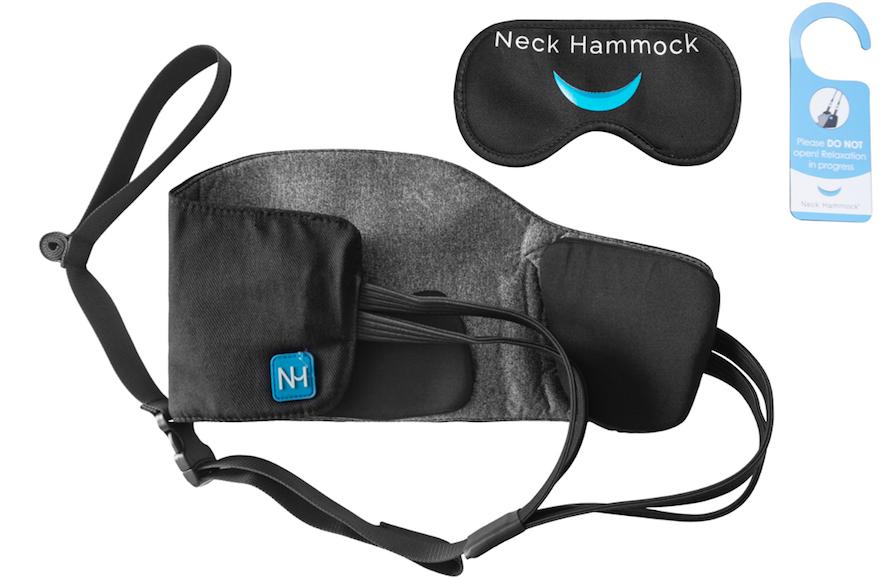 美國 Neck Hammock 頸椎治療神器 updated pic