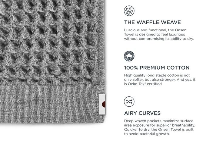 美國 Onsen Towel 重新定義 浴巾 8