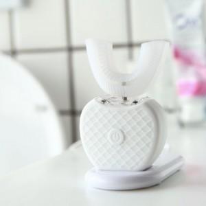 美國 V-White 360°超聲波+免提電動牙刷 cover
