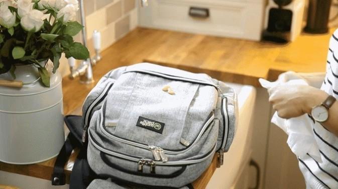 英國 Luna 育兒背包23