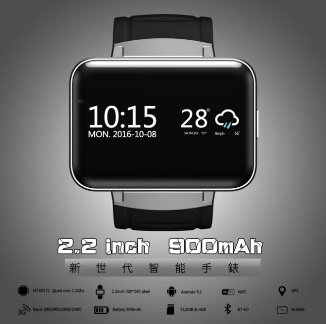 Fivice 屏幕最大 智能手錶13