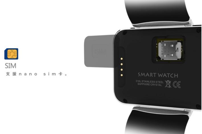 Fivice 屏幕最大 智能手錶21