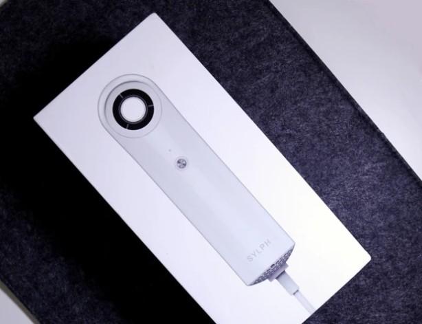 Sylph 比手機更小 負離子風筒10