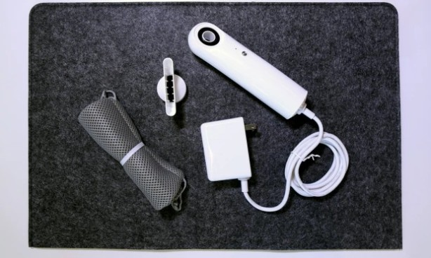 Sylph 比手機更小 負離子風筒11
