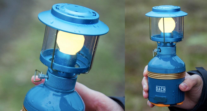 【香港設計】Lunar 多功能電子露營燈 7