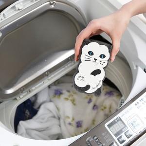 日本 FREE LAUNDRY 除毛 洗衣海綿1