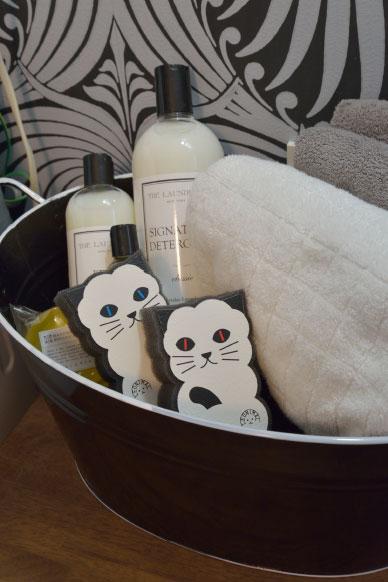 日本 FREE LAUNDRY 除毛 洗衣海綿12