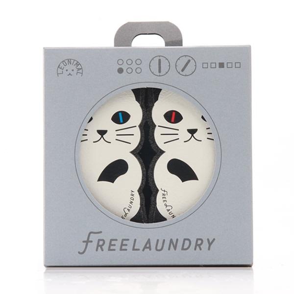 日本 FREE LAUNDRY 除毛 洗衣海綿3