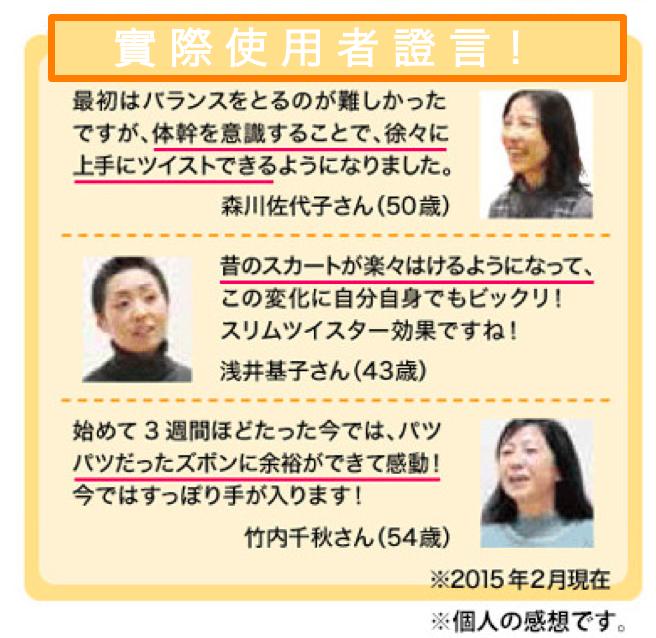 日本 SlimTwister 運動扭扭板9