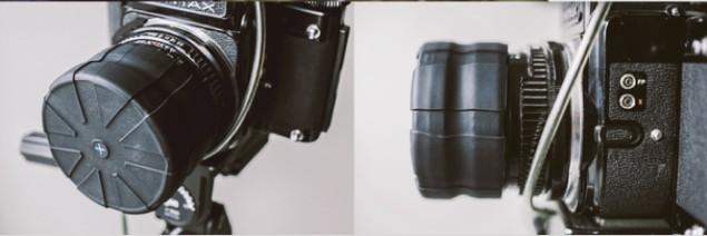 美國 Kuvrd 防水防撞 鏡頭蓋12